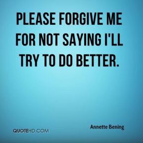 Annette Bening Quotes