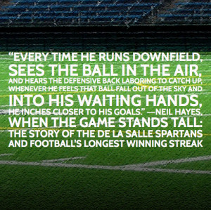 Quotes When the Game Stands Tall