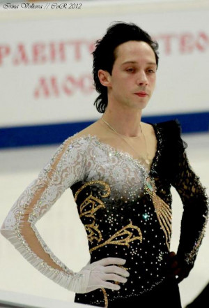 "Johnny's new ""Phoenix"" FS costume. Hoping to see him skate in ..."