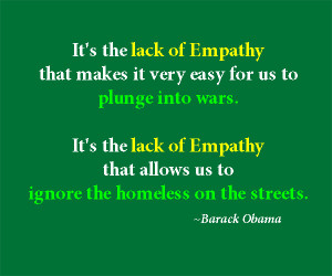 Funny Empathy Quotes