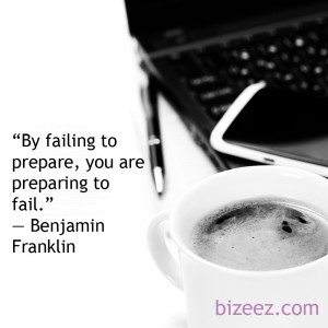 Planning And Preparation Quotes