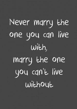 marriage: Quotes Marriage, Quote Marriage, Beuty Quotes, Cute Quotes ...