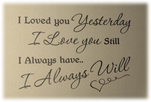Short Love Quote