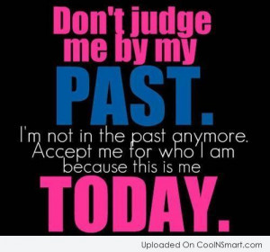 Past Quotes and Sayings