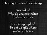 Home -> Friendship Quotes -> True Friendship Quotes