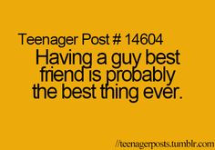 ... friends boyfriend teenag post relat true guy friend quot thing