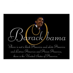 President Barack Obama QUOTE Posters