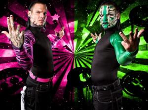 Jeff Hardy double impact