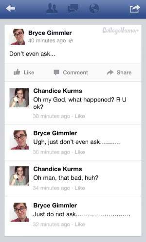 11 Annoyingly Vague Facebook Statuses We Need to Stop Using