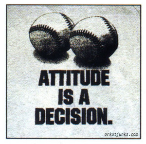 Motivational Quote on Attitude