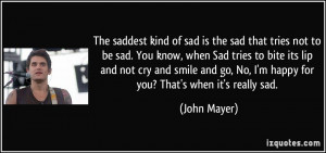 More John Mayer Quotes