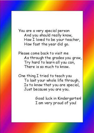 preschool graduation poem gift preschool graduation poems