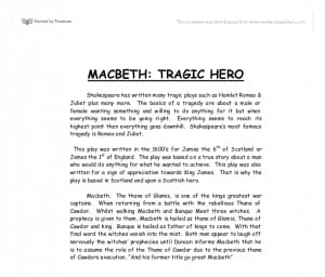 essays on antigone as a tragic hero Free antigone tragic hero papers, essays, and research papers.