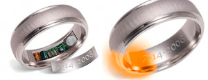 Wedding band engraving ideas for him