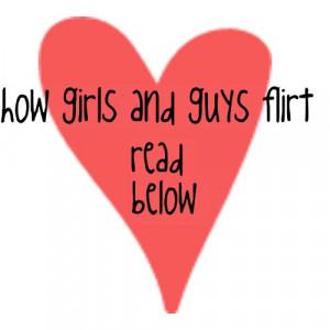 flirting quote