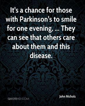 Parkinson's Quotes