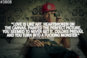 Tyga Quotes About Life 2012