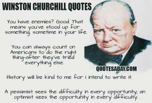 """The """"Most Quotable Figure Ever"""" Theory: Winston Churchill"""