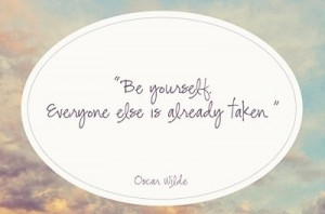 be yourself, life, message, oscar wilde, quote, reality, true, tshirt ...