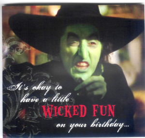 The Wicked Witch of the West Wicked Witch