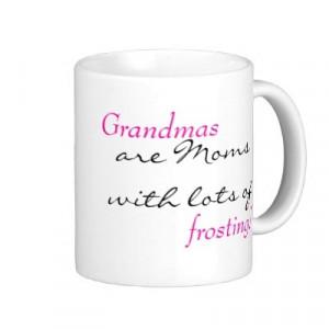 Grandmas Quote Coffee Mug from Zazzle.com