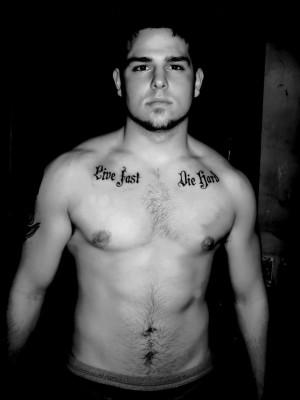 Chest Tattoos For Men Quotes For Girls For Men For Women For Guys ...
