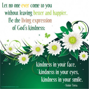 Kindness Quotes From The