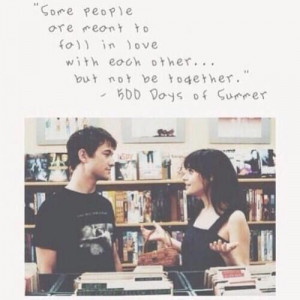 500 Days Of Summer Quotes & Sayings