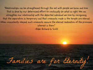 Quotes About Losing A Family Member My family will be together