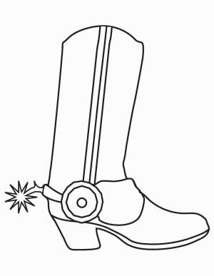 cowboy sayings for kids colouring pages (page 3)