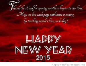 Happy new year friends greeting 2015