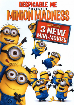Compilation of the Minion Madness films - Banana, Home Makeover and ...