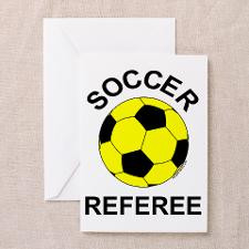 Trust Me I'm a Referee Greeting Cards (Pk of 10)