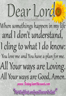 You Love Me and You have a Plan for Me LORD YOU LOVE ME AND YOU HAVE ...