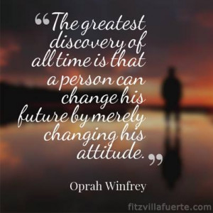 Inspirational Quotes #7: Will Smith, Oprah Winfrey, Jim Rohn and More