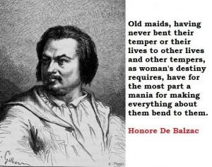 Honore de balzac famous quotes 7