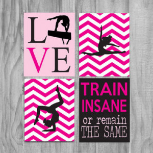 Gymnastics Art, Cute Personalized Gymnastics Gifts and Gymnastics ...