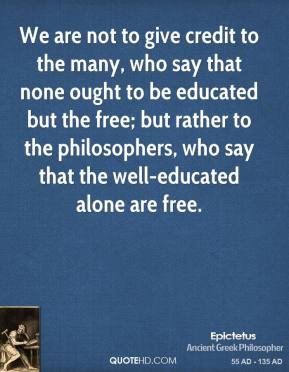 Well-Educated Quotes