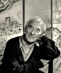 Marc Chagall photograph