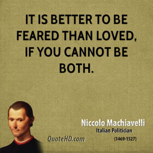 a guide to being the best political leader in the prince by niccolo machiavelli In 1513 machiavelli wrote his best-known work, il principe (the prince human being, but what makes a good prince or to accepting the leadership of a prince.