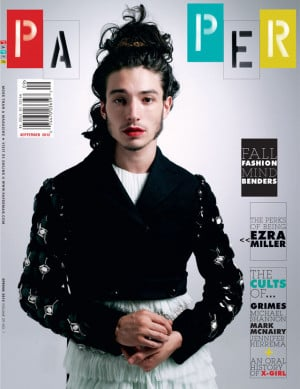 Ezra Miller on his initial skepticism about The Perks of Being a ...