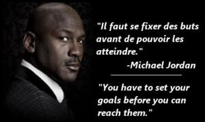 inspirational michael jordan quote about setting goals