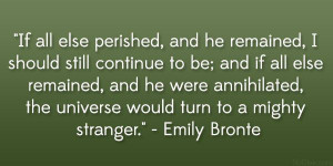 emily bront quote 31 gripping quotes about losing a loved one