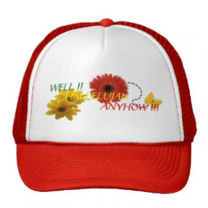 Inspirational Quotes Hats