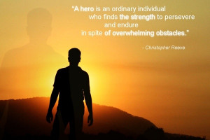 ... central nervous system disorders #quote #saying #hero #Christopher