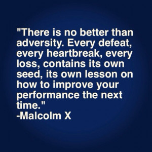 Malcolm X: Quote You Ought To Know!