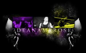 Dean Ambrose 2015