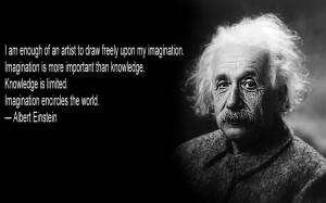 Einstein Quotes Imagination Einstein quote of the week: