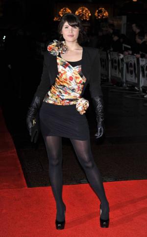 Gemma Arterton Wears Well