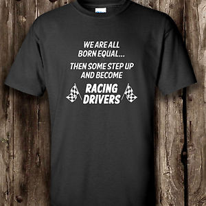 Racing-Driver-Mens-T-Shirt-Funny-Motor-Sport-Clothing-Banger-Stock ...